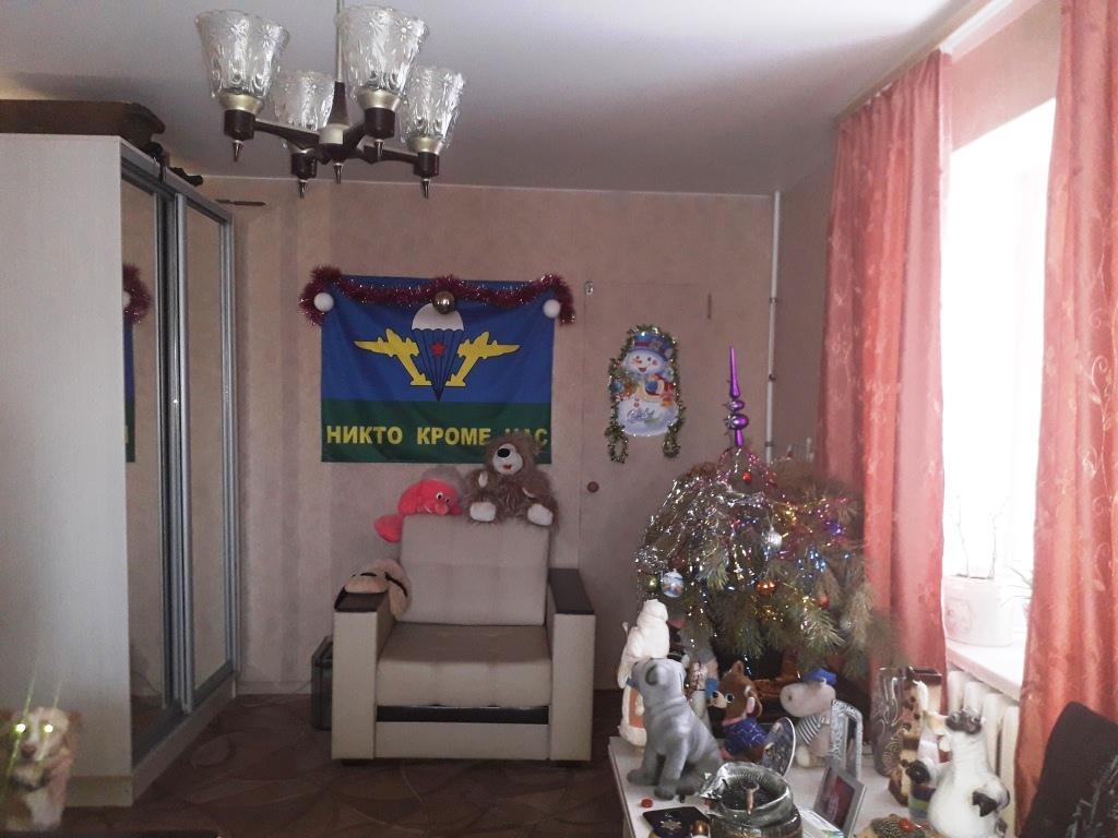 Квартира на продажу по адресу Россия, Татарстан Респ, Зеленодольский район, пгт. Васильево, Ленина 50